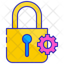 Security Computer Settings Icon