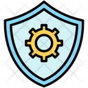 Security Settings Shield Icon