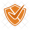Virus Security Protection Icon