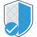 Security Shield Defence Verified Icon