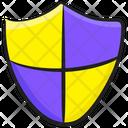 Protection Safety Shield Antivirus Icon