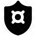 Security Shield Protection Safety Shield Icon