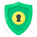 Safety Shield Security Shield Cybersecurity Icon