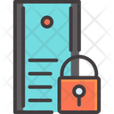 Security System Lock Computer Icon
