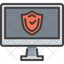 Security System Protection Guard Icon