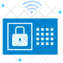 Security System Locksmart Lock Home Automation Icon