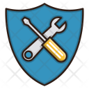 Security Tools Insurance Icon