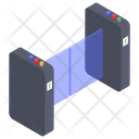 Security Turnstile Access Icon
