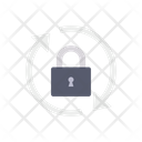 Security Upgrade Lock Reload Lock Refresh Icon