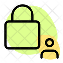 Security User User Password Person Icon