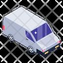 Vehicle Security Van Roadster Icon