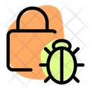 Security Virus Security Bug Secure Icon