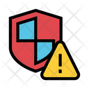 Security Waning Icon