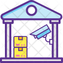 Security Warehouse Icon