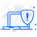 Security Warning Security Alert Security Attention Icon