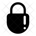 Lock Error Security Notice Icon