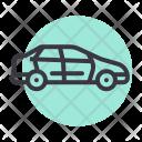 Sedan Car Vehicle Icon