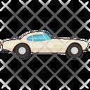 Sedan Car Transport Icon