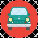 Sedan Jeep Vehicle Icon