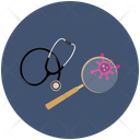 See Doctors Virus Infection Icon