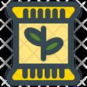 Seed Organic Natural Icon