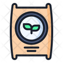 Seed Spring Nature Icon