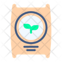 Seed Food Spring Icon