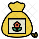 Seed Seeds Grain Icon