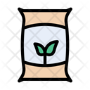 Seed Sack Agriculture Icon