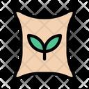 Seeds Sack Bag Icon