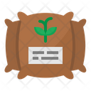 Seed Rice Fertilizer Icon