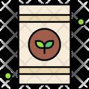 Seed Bag Bag Farm Icon