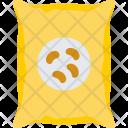Seed Bag Sack Icon