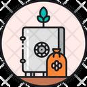 Seed Bank Seedbank Breed Bank Icon