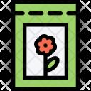 Seed Ecology Eco Icon