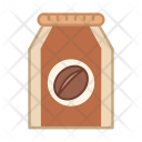 Ground Coffee Package Icon