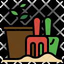 Seed Plantation Icon
