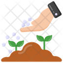 Seed Planting Icon