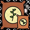 Soil Sack Seed Icon
