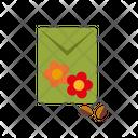 Seeds Seed Sachet Icon