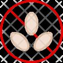 Seeds Sesame Allergy Icon