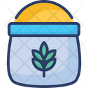 Seeds Gardening Organic Icon