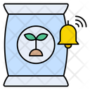 Seeds Alert Reminder Icon