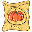Seeds Bag Seeds Package Seeds Sack Icon