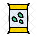 Seeds Agriculture Framing Icon