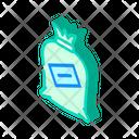 Seeds Bag Isometric Icon