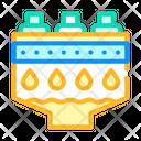 Filtration Machine Color Icon