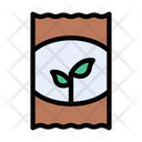 Seeds Sack Agriculture Icon
