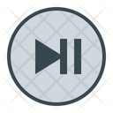 Play Pause Media Player Icon