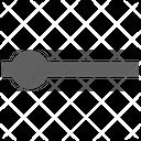 Seekbar Seek Magnifying Icon